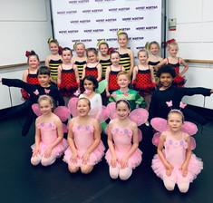Ugly Bug Ball - Junior Ballet