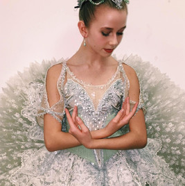 Issie - Royal Ballet Performance
