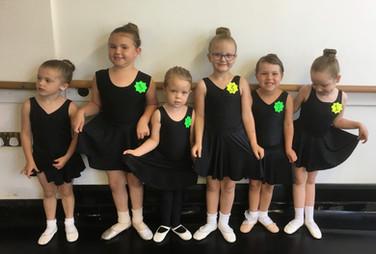 Baby Ballet Exams