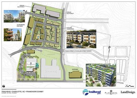 Trailhead Yards Residential