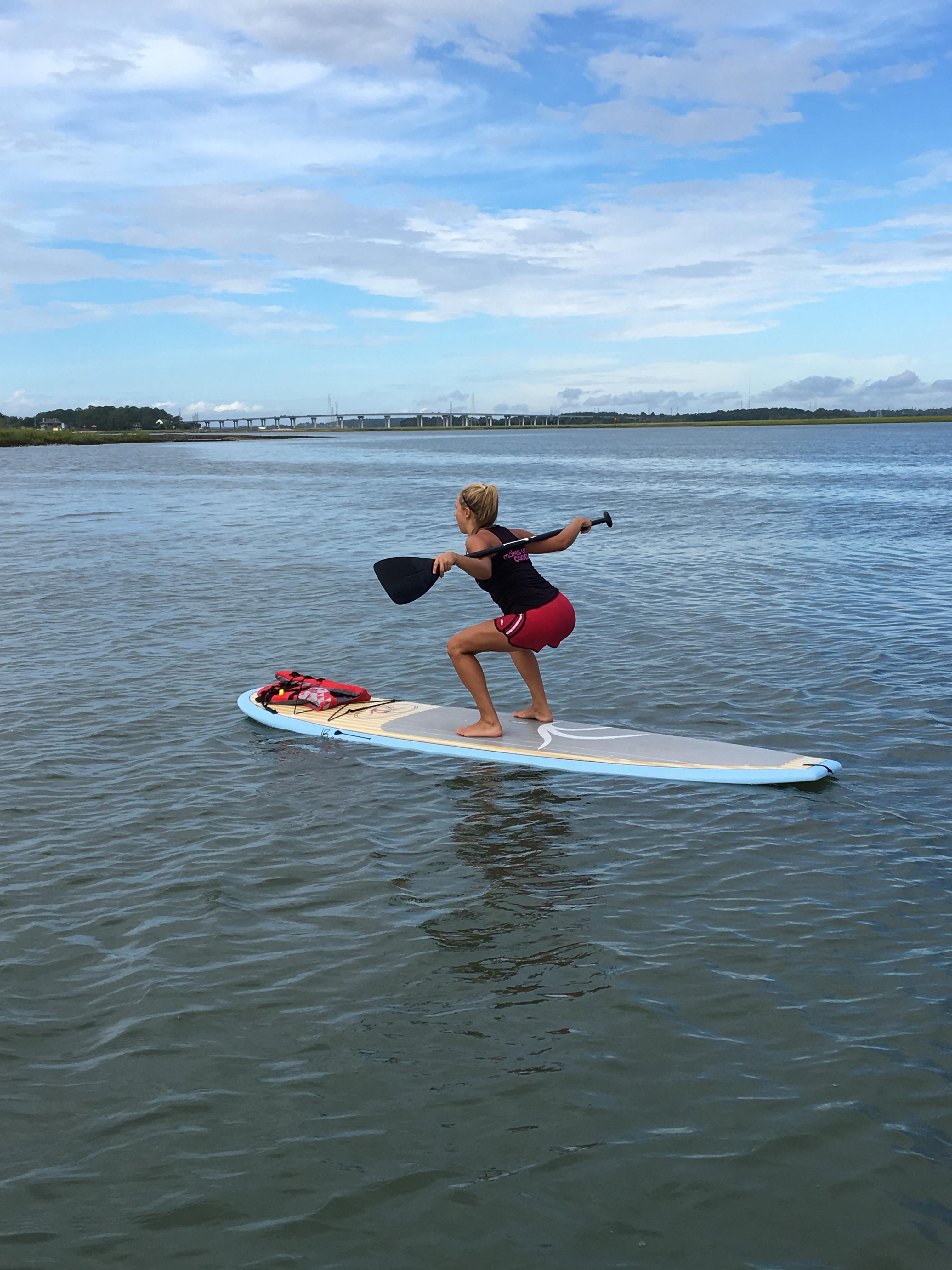 Personalized Paddleboard
