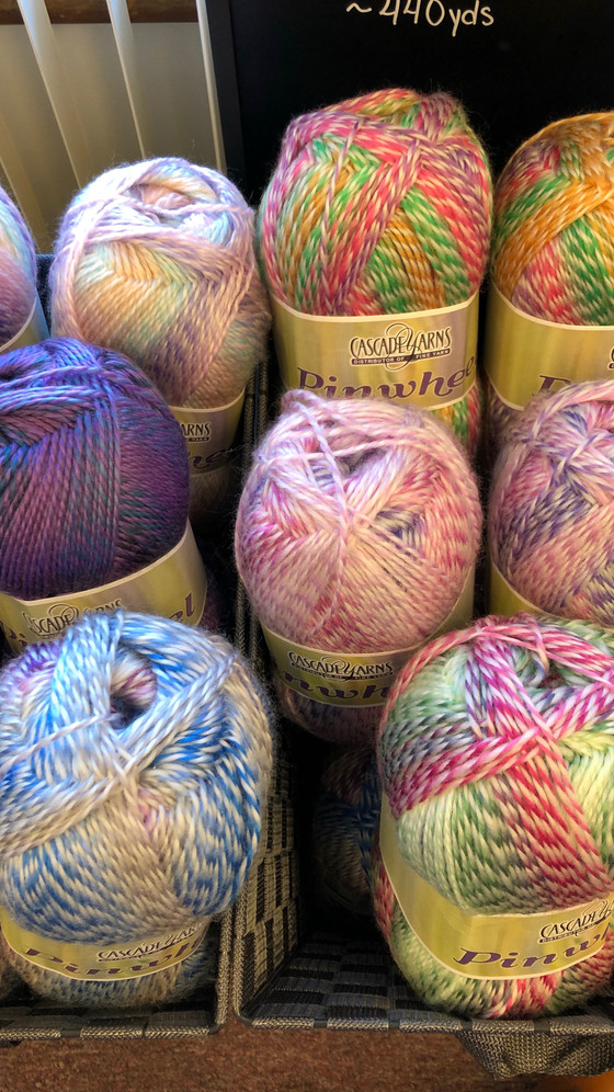 Yarn of the Month - April