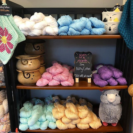 Yarn of the Month - July