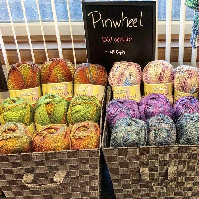 Pinwheel Display