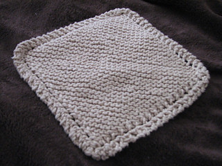 From Dish Cloth to Spa Cloth