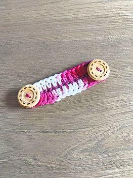 Crochet Ear Saver