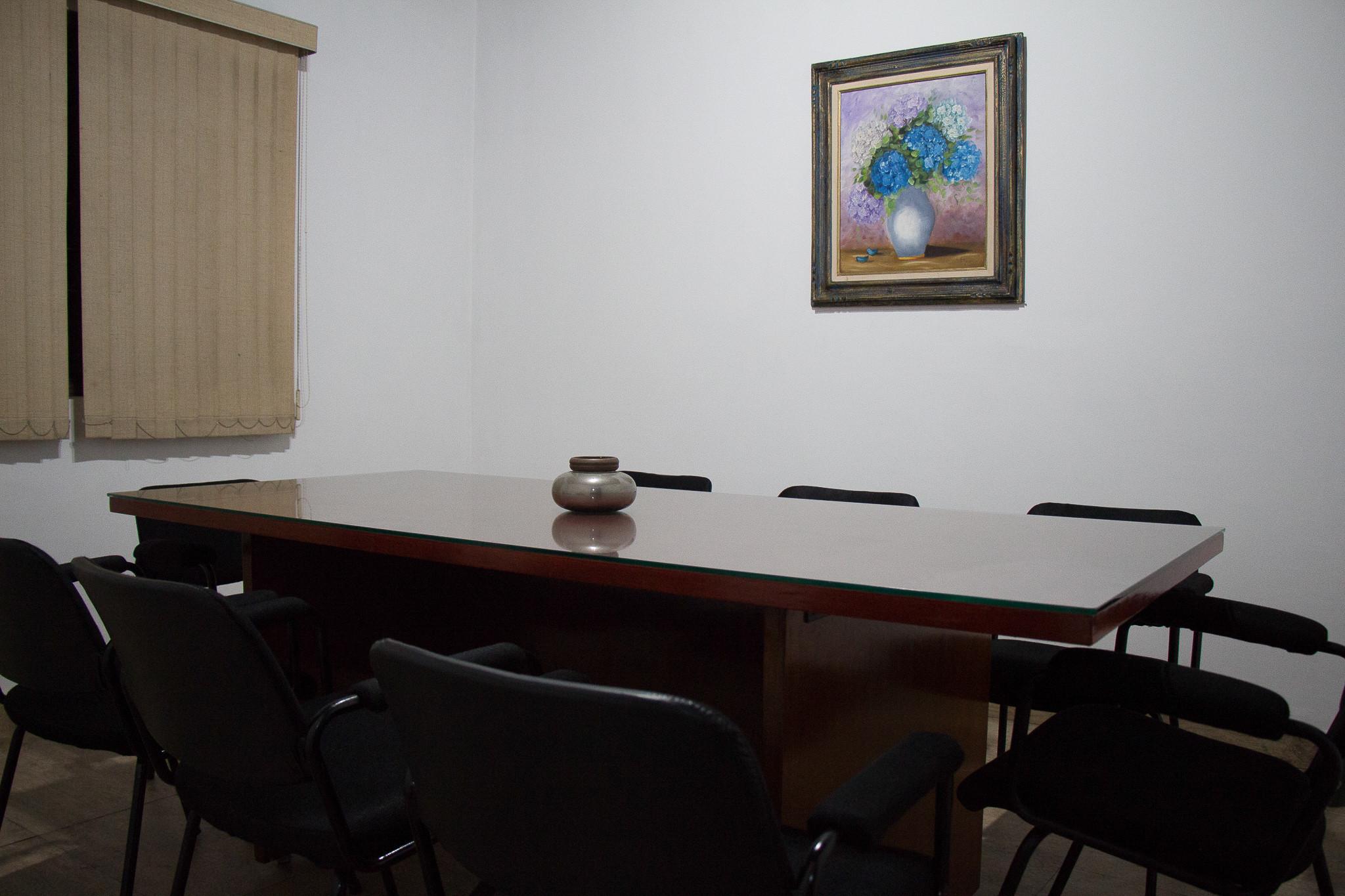 Sala 1 - Cursos e Reuniões