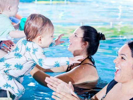 Will my child enjoy swim lessons?