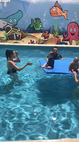 Introducing Self-Submersions for 1 year olds