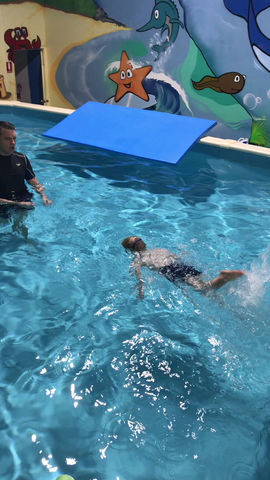 Fast swimming techniques for 3 year olds