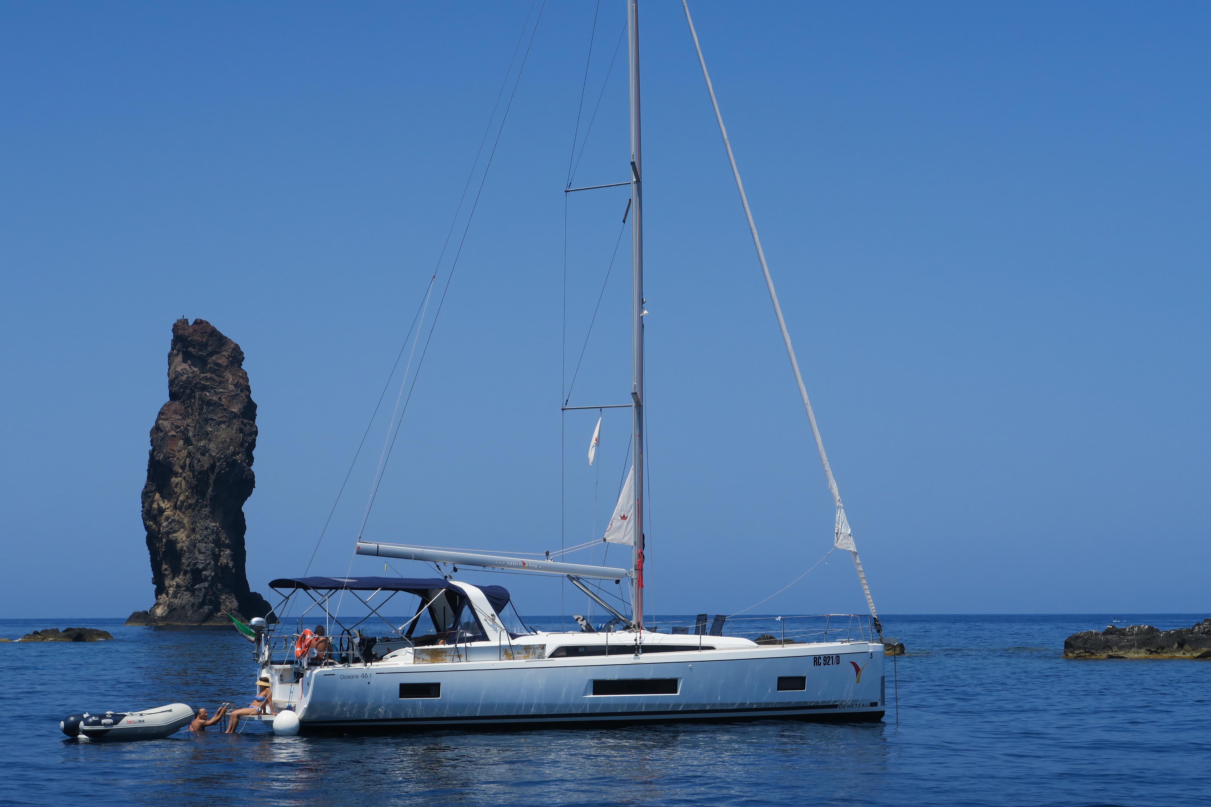 Mittelmeer Segeln