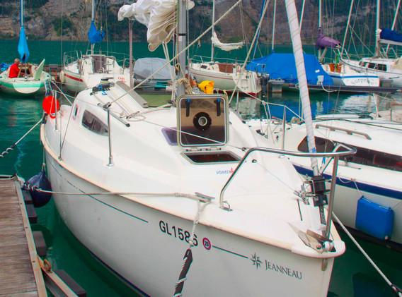 Charteryacht Walensee