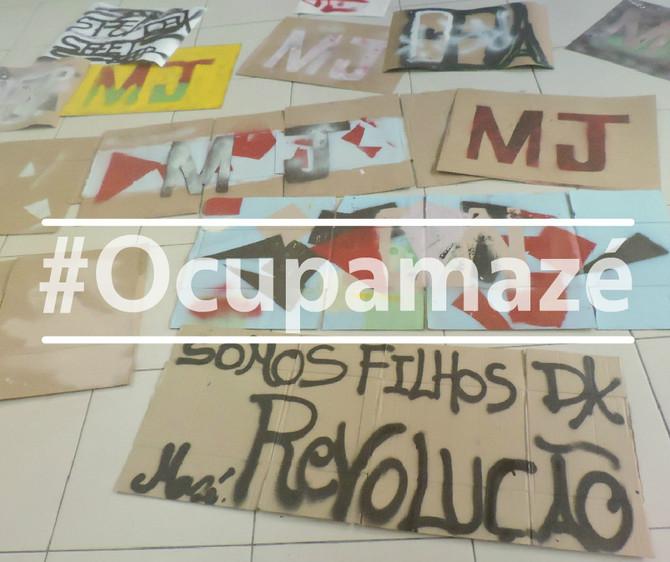 #Ocupamazé