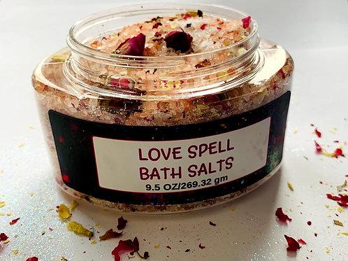 LOVE SPELL BATH SALTS