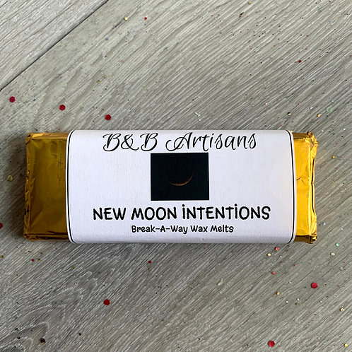NEW MOON INTENTIONS