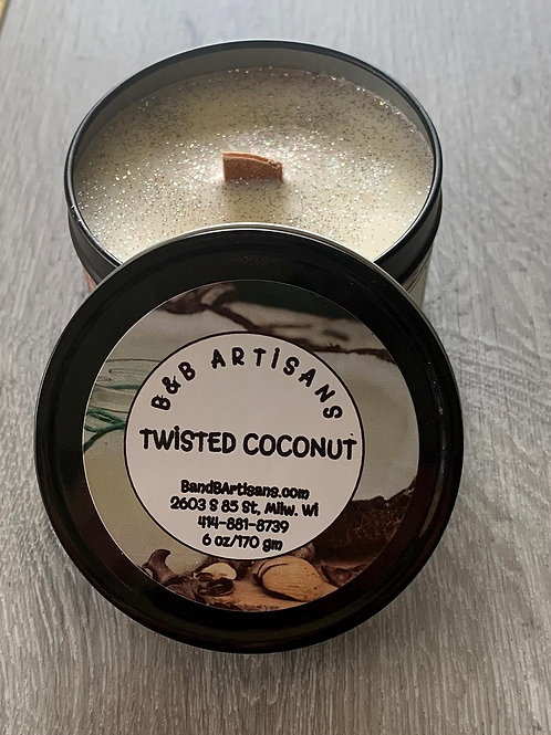 TWISTED COCONUT