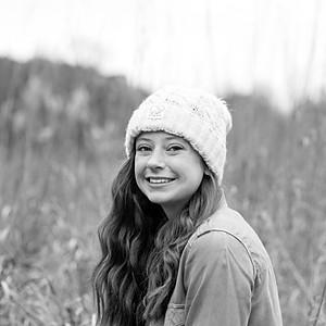 Mackenzie Hamill - Senior 2020