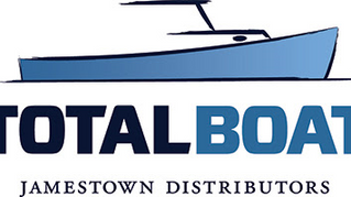 Inspired Insanity to Bristol Marine Yard: Total Boat supplies refit, Harken on board to spruce up de