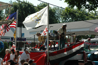 Two Times July 4th Parade: Preparation/Participation (donations appreciated to cover decoration cost