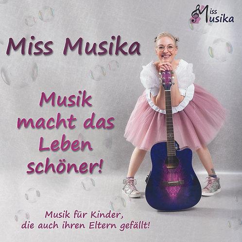 Musik macht das Leben schöner! (CD)