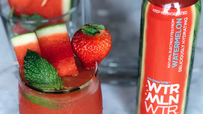 Summer Watermelon Cocktails