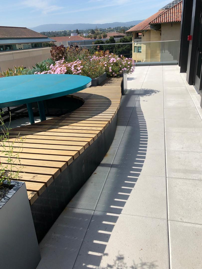 Terrace Pond Table