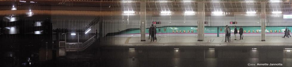 Shinkansen Descent