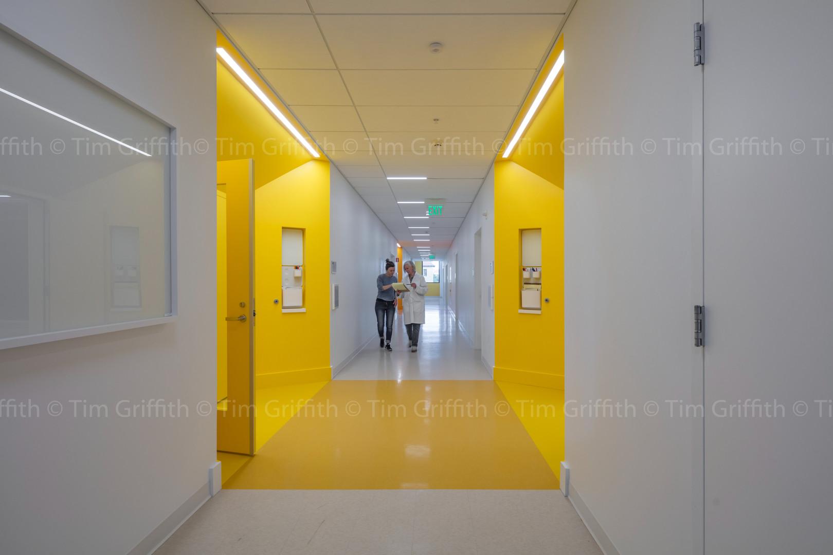 Lab Corridor