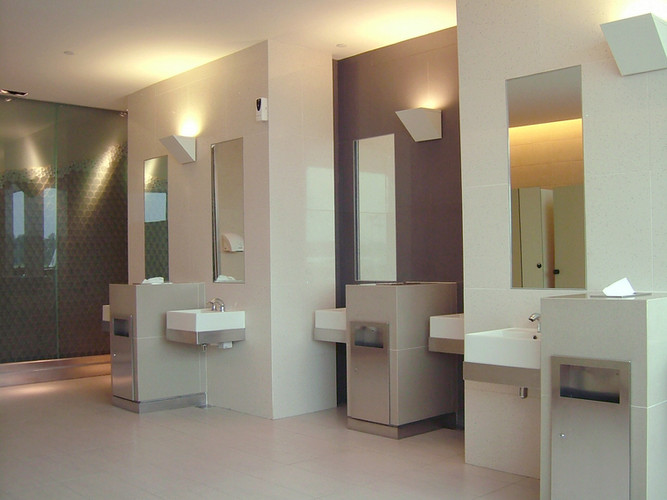 Personal Space Basins