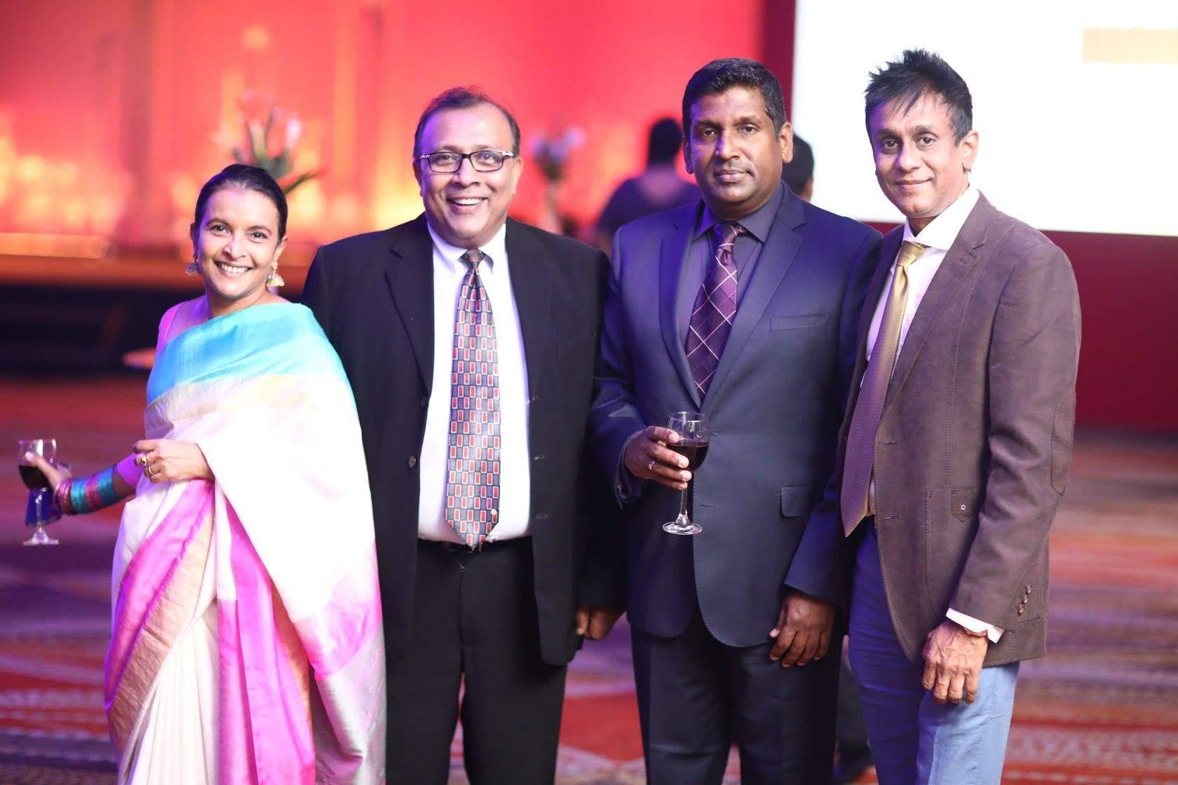 Savithri Rodrigo  Kithsiri Manchanayake  Chandana Liyanapatabendi and Dhammika Ranasinghe