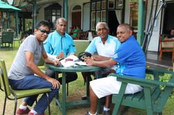 Dhammika,Rohitha ,Rohan and Priyanga at NEGC