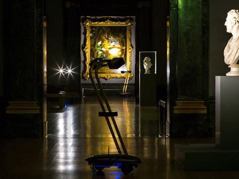 Лувр 2.0: как интернет, роботы и виртуальная реальность трансформируют музеи