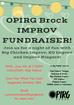 OPIRG Brock Improv Fundraiser!