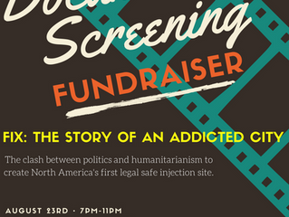 OPIRG Brock Documentary Screening Fundraiser