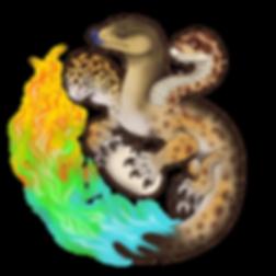 LFGH hydra logo