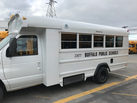 Transportation for Buffalo Students