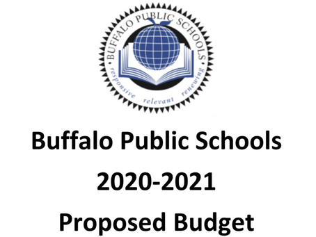 2020-21 BPS Budget Summary