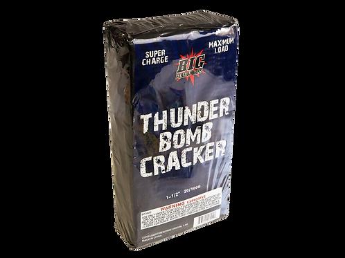 8-20-100 THUNDER BOMB CRACKERS