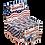 Thumbnail: RED WHITE & BLUE PREMIUM SNAPPER