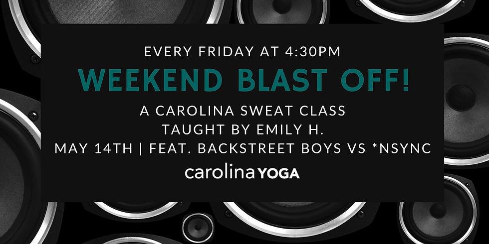 WBO-Carolina Sweat (feat. Backstreet Boys vs.*NSYNC)