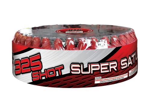 325 SHOT SUPER SATURN MISSILE