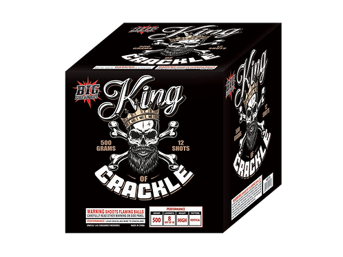 KING OF CRACKLE
