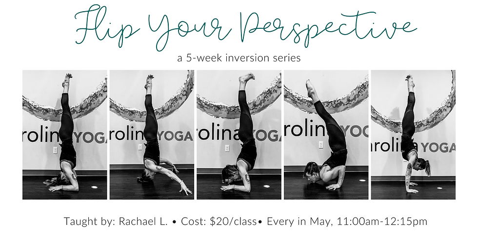 Flip Your Perspective-Inversion Series