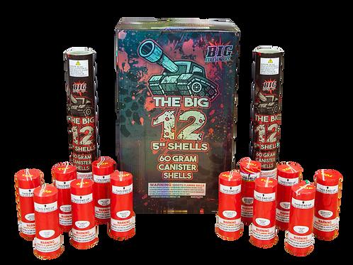 """THE BIG 12 5"""" SHELLS"""