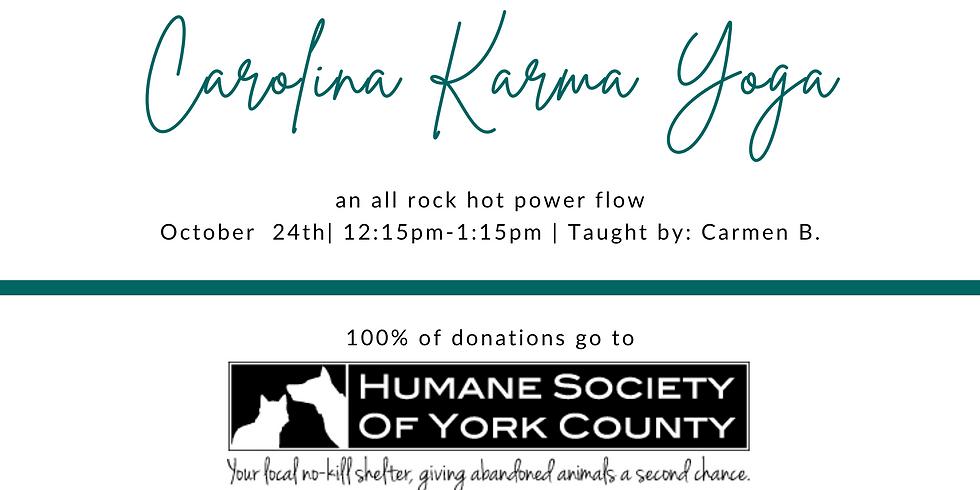 Carolina Karma Yoga