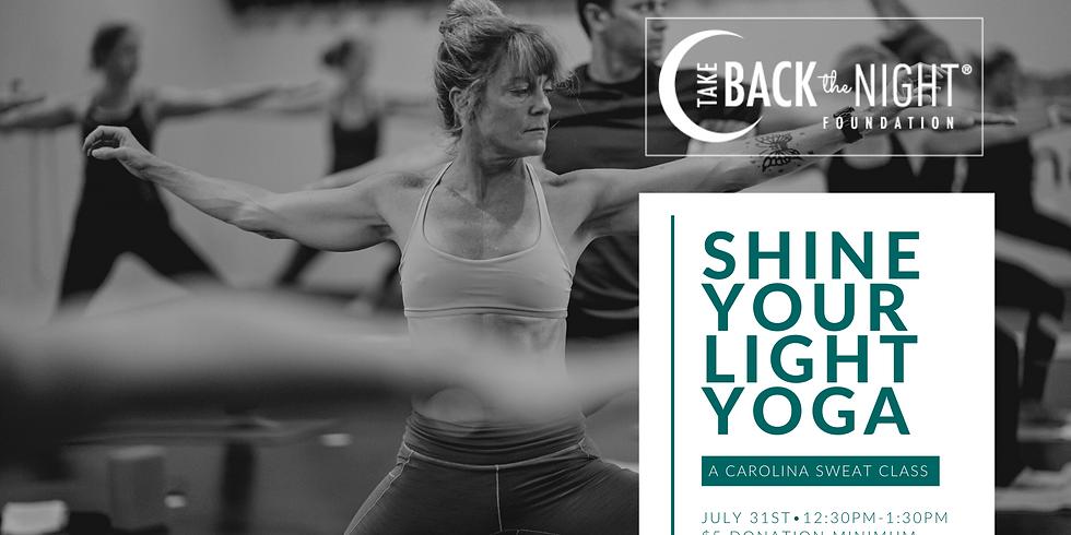 Shine Your Light Yoga