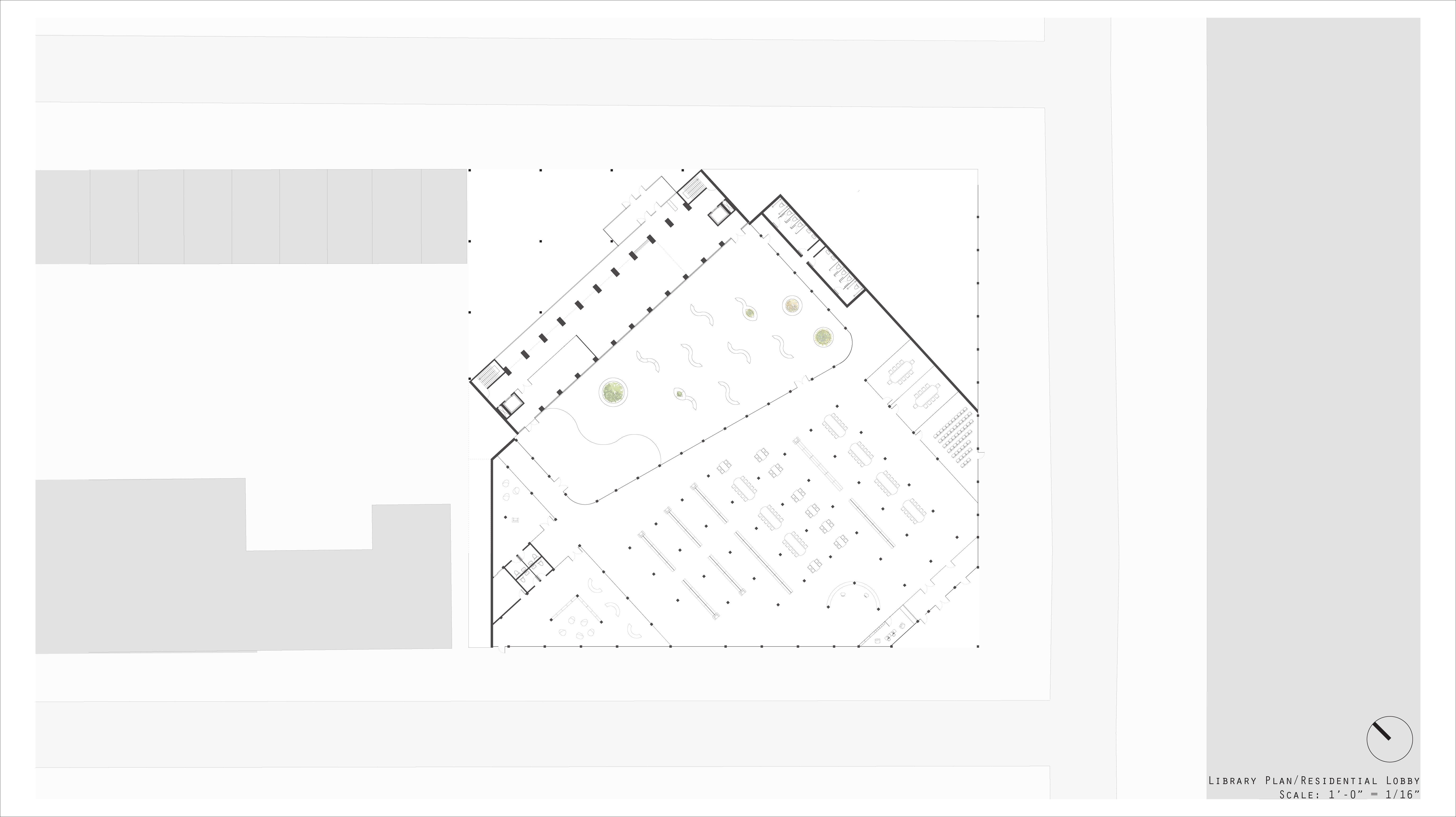 Library Plan | Housing in Brooklyn