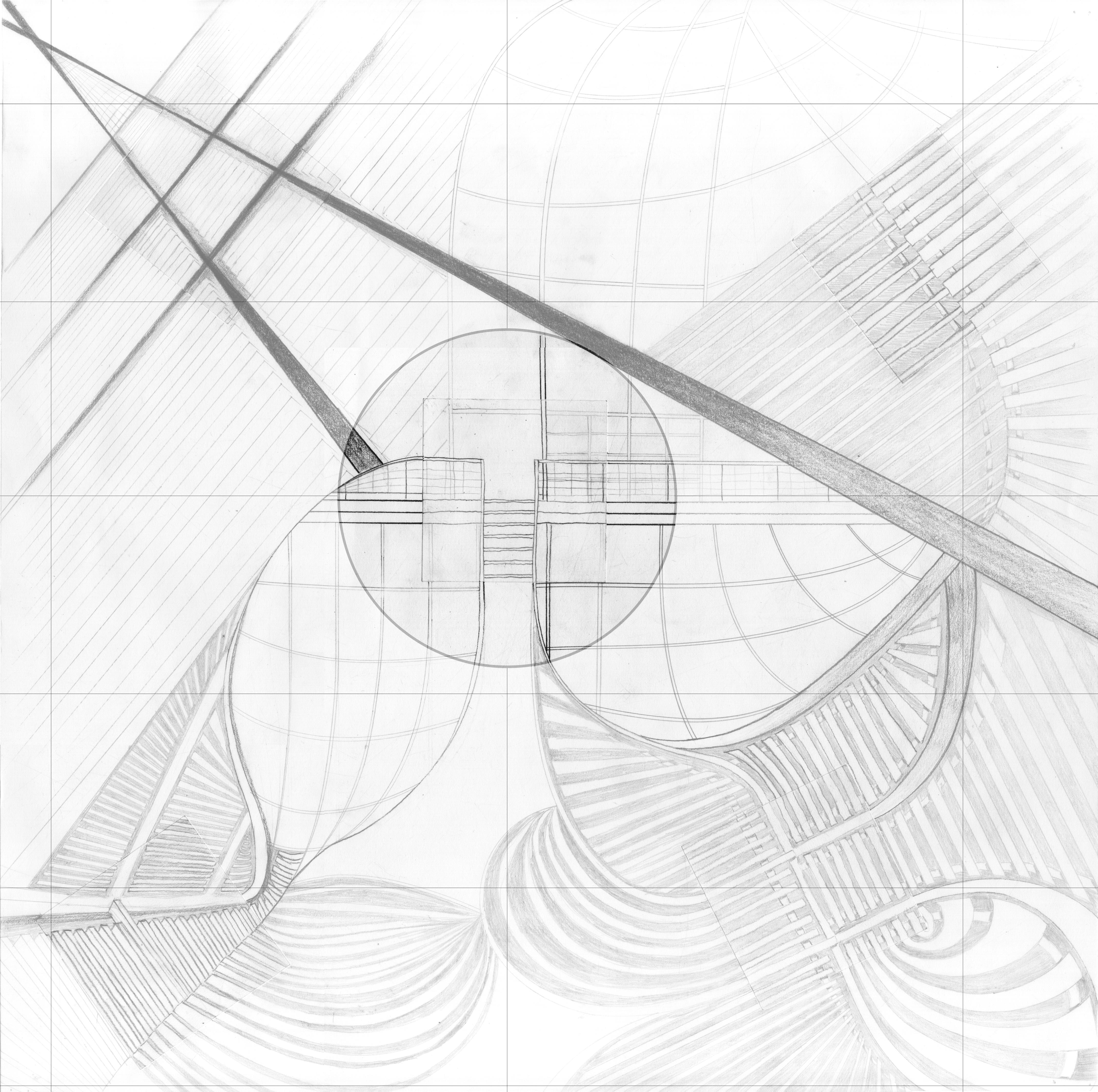 lattice drawing / 2
