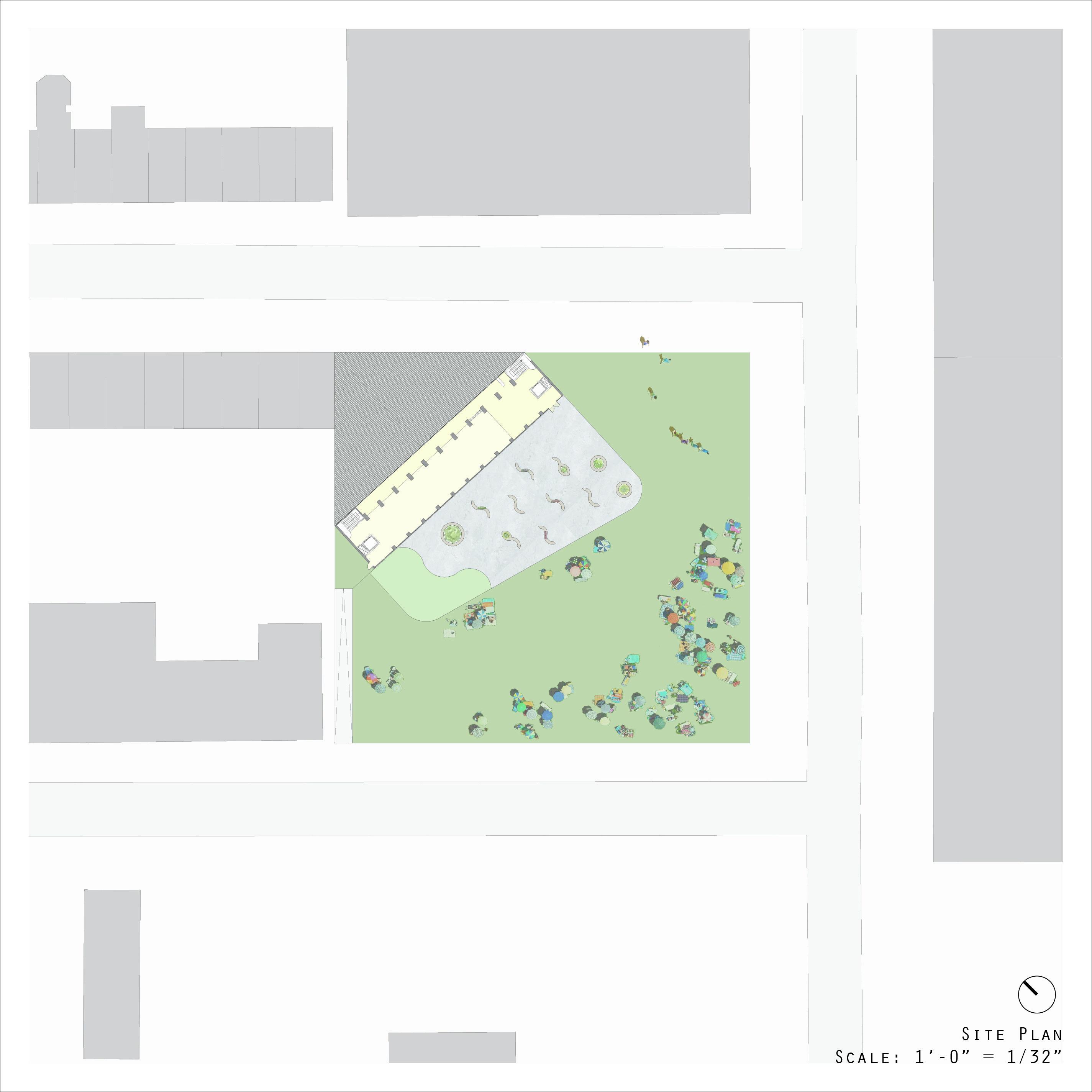 Site Plan | Housing in Brooklyn