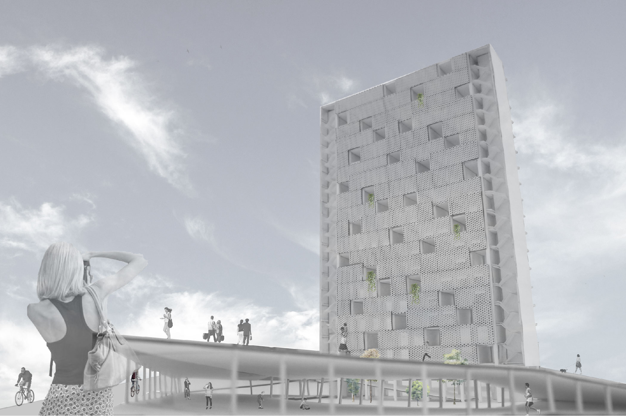 Rendering | Housing in Brooklyn